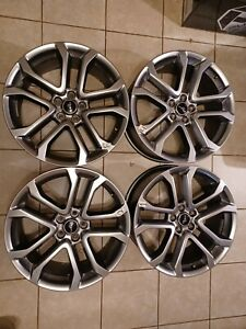 2018 2021 Ford Mustang 20 Factory Oem Wheels Rims Set Of4 Free Shipping