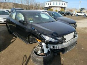 Turbo Supercharger 1 5l Coupe Ex Fits 16 17 Civic 2838487