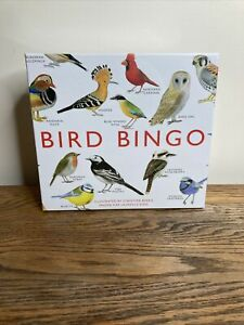 BIRD BINGO Illustrated by Christine Berrie Magma for Laurence King Sealed NEW $19.99