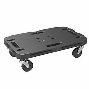 Furniture Moving Dolly With 4 Wheels Rolling Mover With Interlocking System For