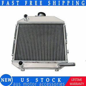 Sba310100211 1942smp130486 Aluminum 3 Row Radiator For Ford 1300 Tractor W cap