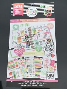 The Happy Planner Sticker Book Seasonal Stickers 1557 Pieces