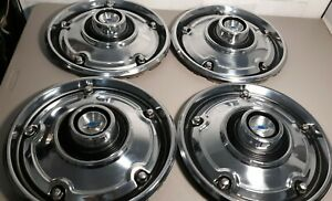 1969 1972 Chevy Hubcaps Truck Pickup 1 2 Ton 72 70 69 C10 Wheel Cover Chevrolet