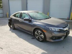 Turbo Supercharger 1 5l Coupe Ex Fits 16 17 Civic 2855214