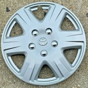 1 X Compatible Wheel Cover Will Fit Toyota Corolla 2007 2008 15 Inch
