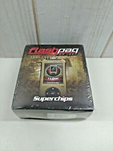 Superchips 3874 Flashpaq F5 Programmer Compatible With 1999 2014 Jeep