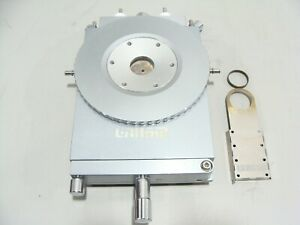 Linkam Thms 600 Heating Freezing Temperature Controlled Microscope Stage