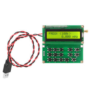 Adf4351 Lcd Display Rf Signal Source Vfo Signal Generator 35mhz To 4000mhz