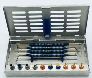 Dental Implant Dask Drill And Stoppers Sinus Lift Kit Usa Stock