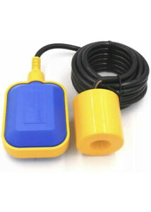 Usa Seller 2m Cable Float Switch Water Level Controller For Tank Pump
