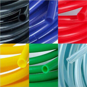 Food Grade Silicone Hose Flexible Beer Brewing Hose Water Pipe Color Selection