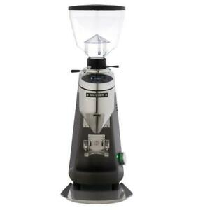 Mazzer Kony S Electronic Espresso Grinder 63mm Conical Burrs demo