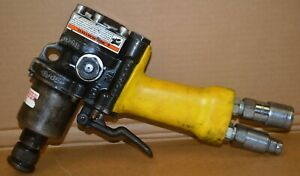 Stanley Id07810 Hydraulic Impact Wrench 7 16 With Quick Change Chuck Used