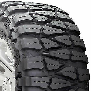 1 Used 40x15 50r2 Nitto Mud Grappler Tire 40449