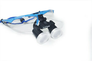 Us Dental Lab Surgical Binocular Loupes 3 5x420mm Glasses Magnifier Magnifying
