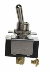 Electrical Toggle Switch Heavy Duty Spst On Off Rocker 125 Volt 20 Amp Ac O Ring