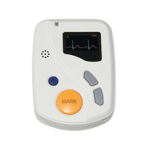 Tlc6000 Dynamic 48 Hours Ecg Monitor With 12 Channel Holter Software Usa Stock
