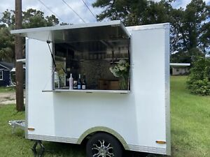 Beer Trailer Bar Cart Mobile Bar Outdoor Bar Trailer For Wedding And Events