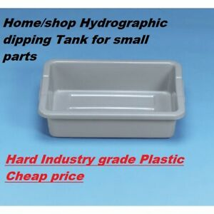 Small Dip Tank Starter Project Opjects Hydrographic Water Transfer Plastic Hot I