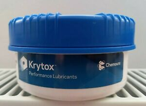 Krytox Gpl 205 high Performance Lubricant fluorinated Grease 0 5kg Free Shipping