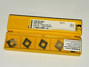 Ccmt 32 52 Lf Kck15 09t308 Kennametal 10 Inserts Factory Pack