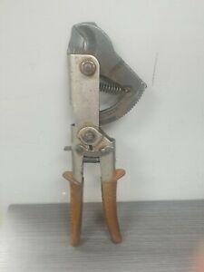 Baudat K11 Ratcheting Cable Cutter Made In Germany Electrician Industrial Tool