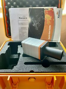 Xenics Gobi 384 Gige Thermal Infrared Camera With Lens Tested