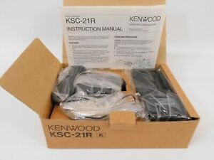 Kenwood Ksc 21r Rapid Charger For Commercial Two way Radio new In Box
