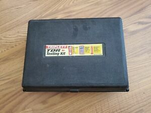 Triplett Tdr Testing Kit W Cable Fault Finder Tri Powered Dmm Inductive Trace