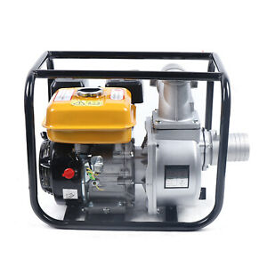7 5hp 3 water Semi Trash Pump High Pressure For Agricultural Irrigation 3kw
