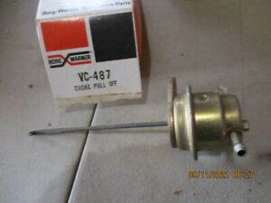 Nos New Choke Pull Off Vc 487 Vc487 Ford 460 Engine1975 1976 1977 1978 Parts