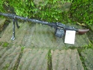 Ac 16 Scale 21c Wwii German Mg 34 Machine Gun For 12 Action Figure