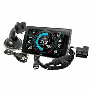 Edge Insight Cts3 Touchscreen Gauge Monitor Display For 1996 Up Gas Amp Diesel
