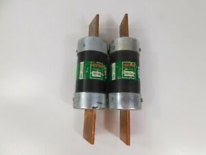 Fusetron Dual Element Time Delay 600 Amp Fuse 250 Volts Catalog Frn r 600