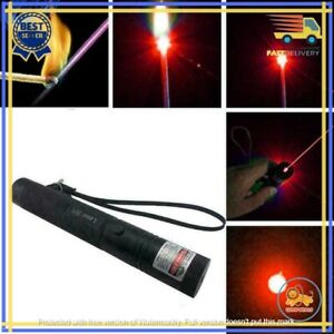 Red Laser 532nm 301 Pointer Powerful Pen Visible Beam Light Lazer 5mw High Power