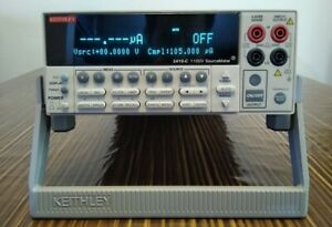 Keithley 2410 High Voltage Source Meter Tested Working