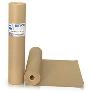 Brown Kraft Paper Roll 18 X 1 200 100 Made In The Usa Ideal For