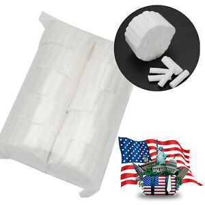 500 Dental Surgical Disposable Cotton Rolls High Absorbent Non sterile