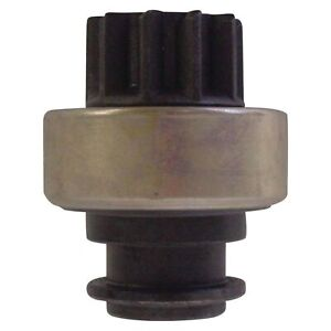 New Starter Drive For Ford New Holland Tractor 2610 2810 2910 3000 3055 3110