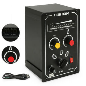 Magnetic Chuck Controller 110v 5a Add on Convenient Control Machine Tool