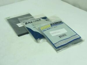 206568 Old stock Radnor 64005030 Lot 3 Welder s Shade 11 Filter Plate