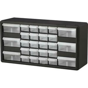 Akro mils 26 drawer Plastic Storage Cabinet 26 Compartment s 10 3