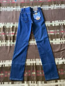 Vintage Lee Jeans Riders Straight Leg 27x34 Talon 42 New With Tags $40.00