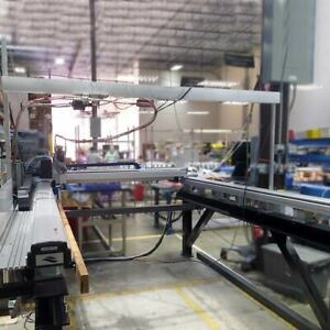 Finisar F9000 Cartesian Robot With Fluid Research T2000 Dispensing System