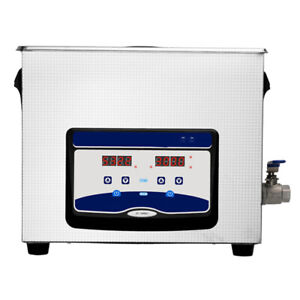 30l Ultrasonic Cleaner Stainless Steel Industry Heater W timer Jewelry Lab
