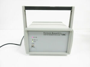Electronic Research Co 130 Reference Oscillator Erc Option 01 10 Mhz