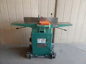 cr Grizzly Industrial G1182z 6 Jointer 3384