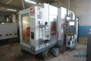 Haas Mdc 500 Cnc Milling Drilling Vertical Machining Center 30724