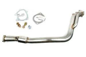 Grimmspeed 3 Catted Downpipe For Subaru 02 07 Wrx Sti 04 08 Fxt