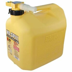 New Stens 5 Gallon Diesel Can 01457 765 108 For No spill 1457